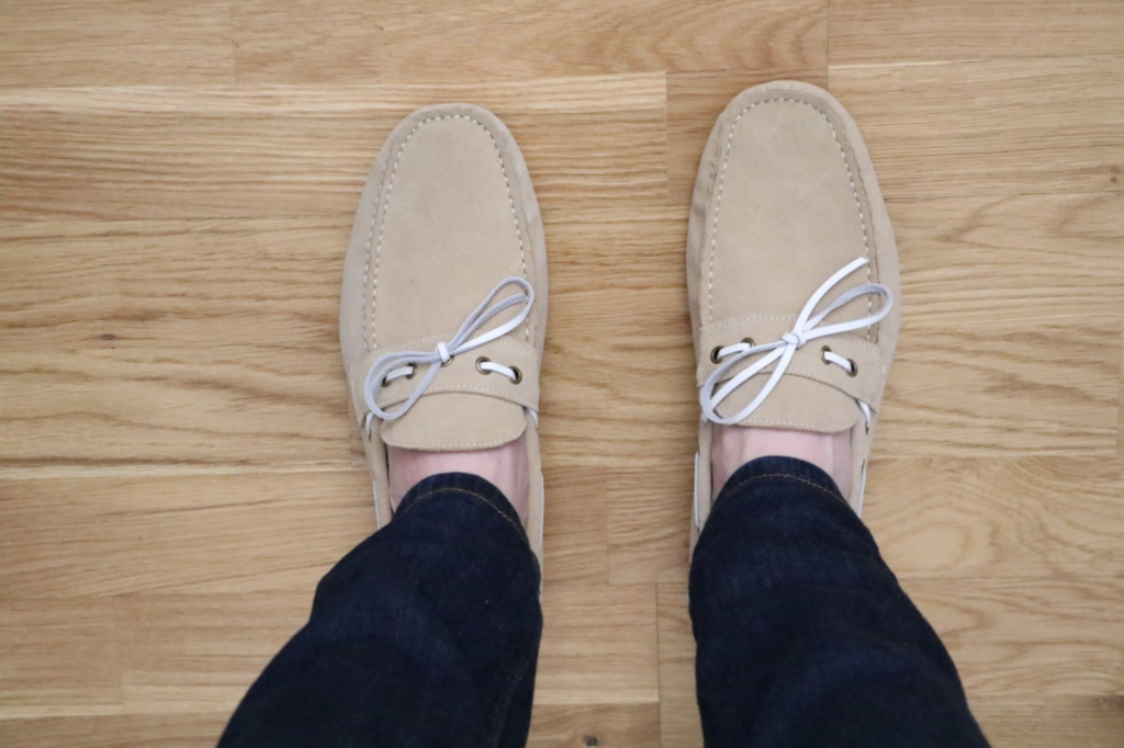 talonnette chaussure